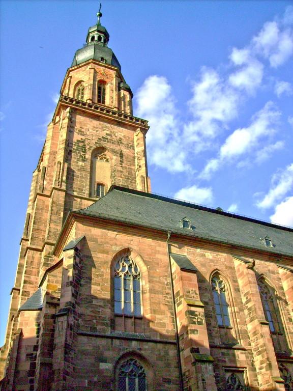 .....in Heidelberg.....
