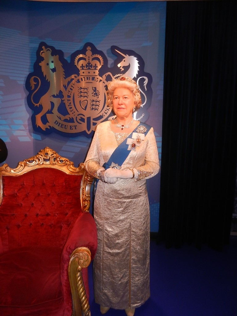 Königin Elisabeth v. England