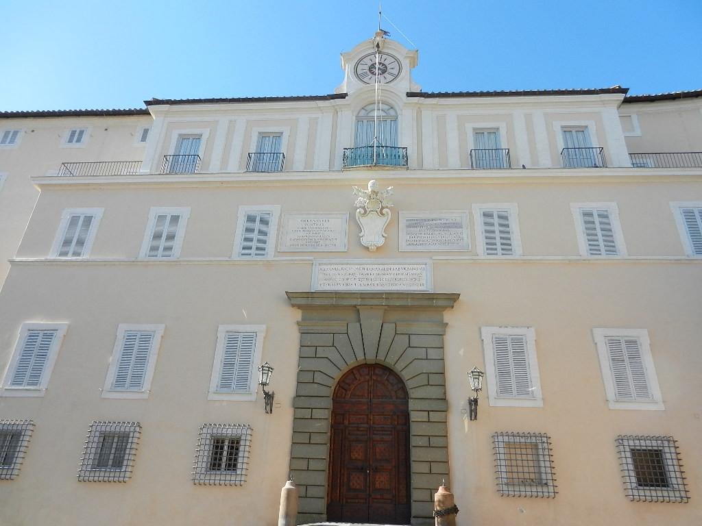 Sommerresidenz v. Papst