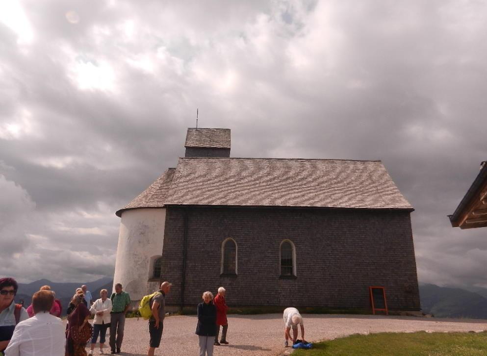 Johannes Kirche auf der Hohen Salve