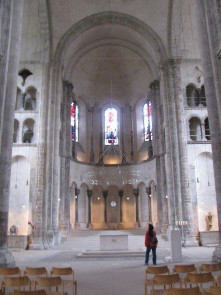 in der Kirche Groß St. Martin