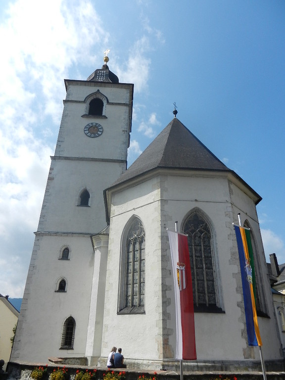 Kirche v. St. Wolfgang