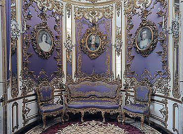 lila Kabinett