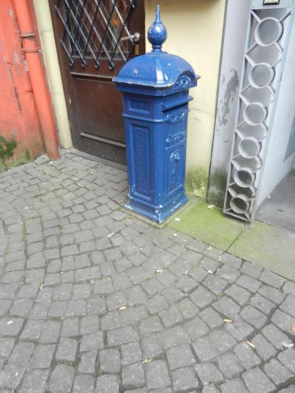 Nostalgie Briefkasten - außer Betrieb