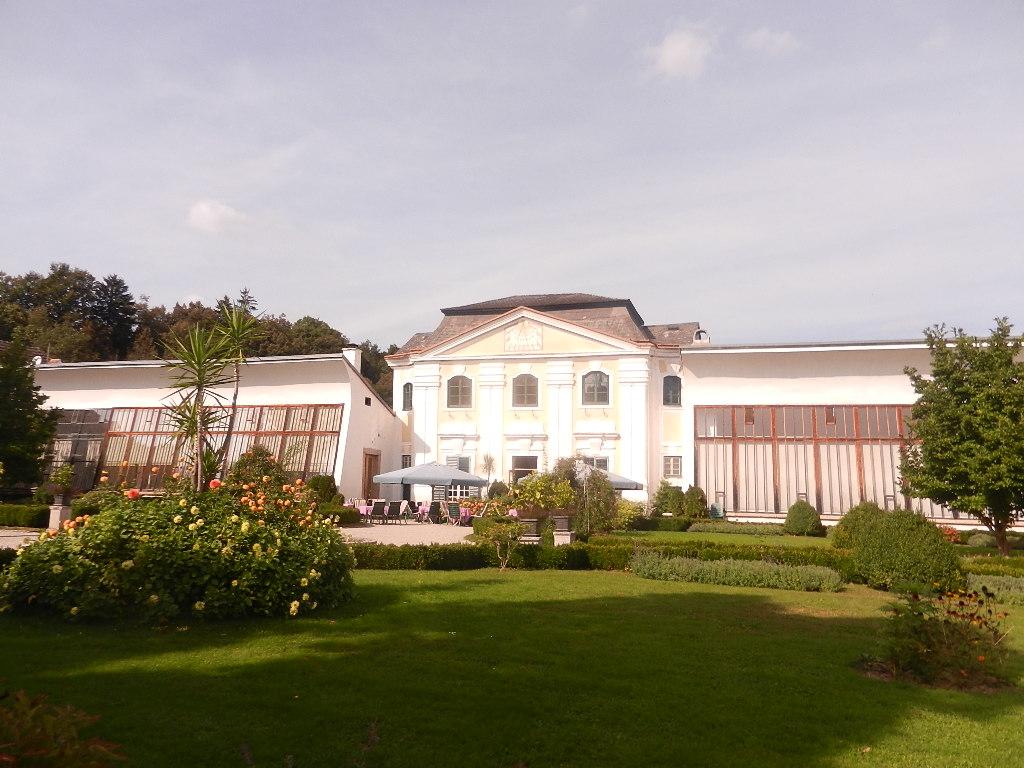 im Naturgarten v. Stift Zwettl