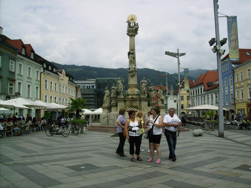 .....am Hauptplatz