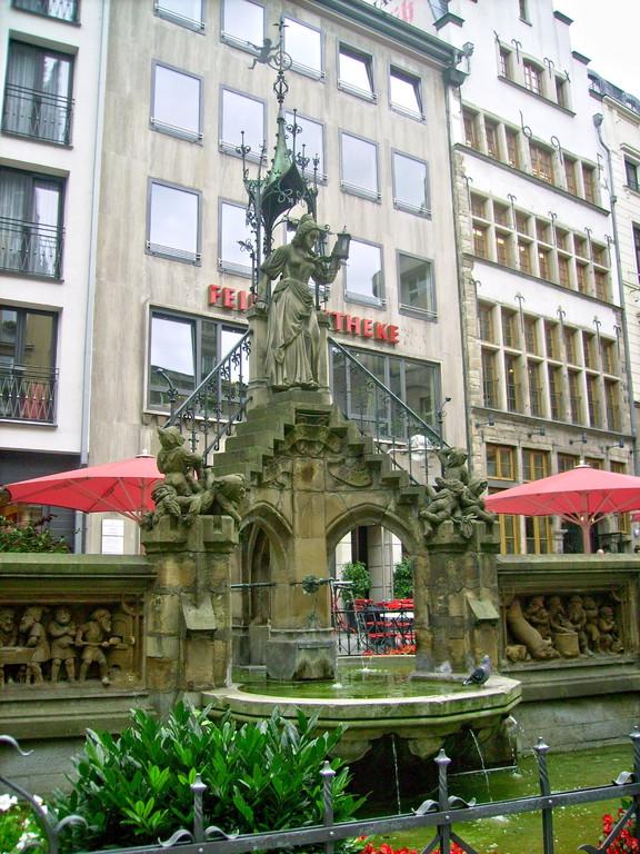 Heinzelmann-Brunnen