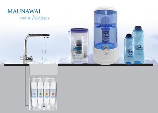 MAUNAWAI mein Wasser - CH SHOP