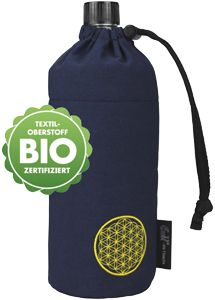 Emil die Flasche 0.6l Bio-Dunkelblau