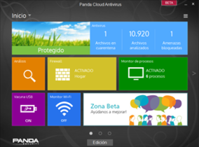 Panda Cloud Antivirus 3
