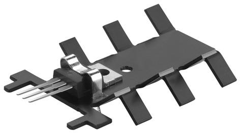 FK 219 CB 3 MI Fischer / フィッシャー TO-220 トランジスタ用ヒートシンク