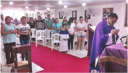 NUESTRA SEÑORA DE LOS REMEDIOS BUCARAMANGA