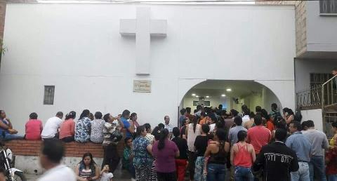 Delgación Parroquial Espiiritu Santo