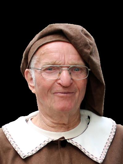 Manfred als Stadtschreiber
