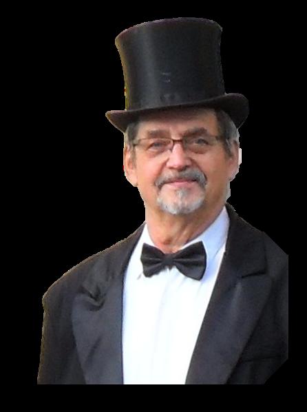 Wolfgang als Bürgermeister Fröhlich