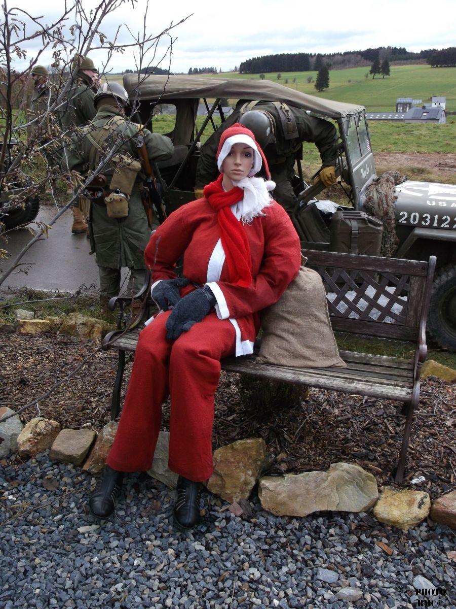Le père ou la mère Noël ...