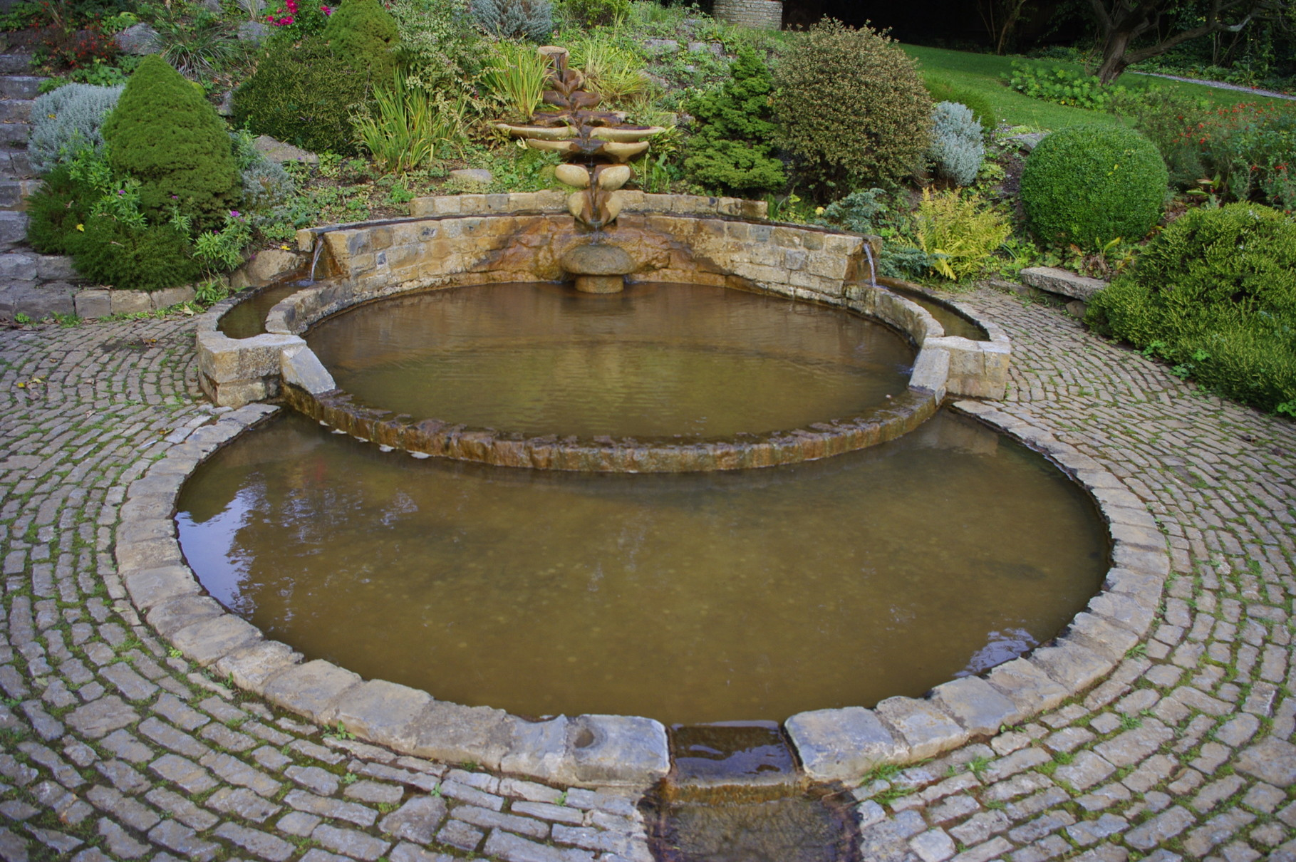 Chalice Well; Somerset