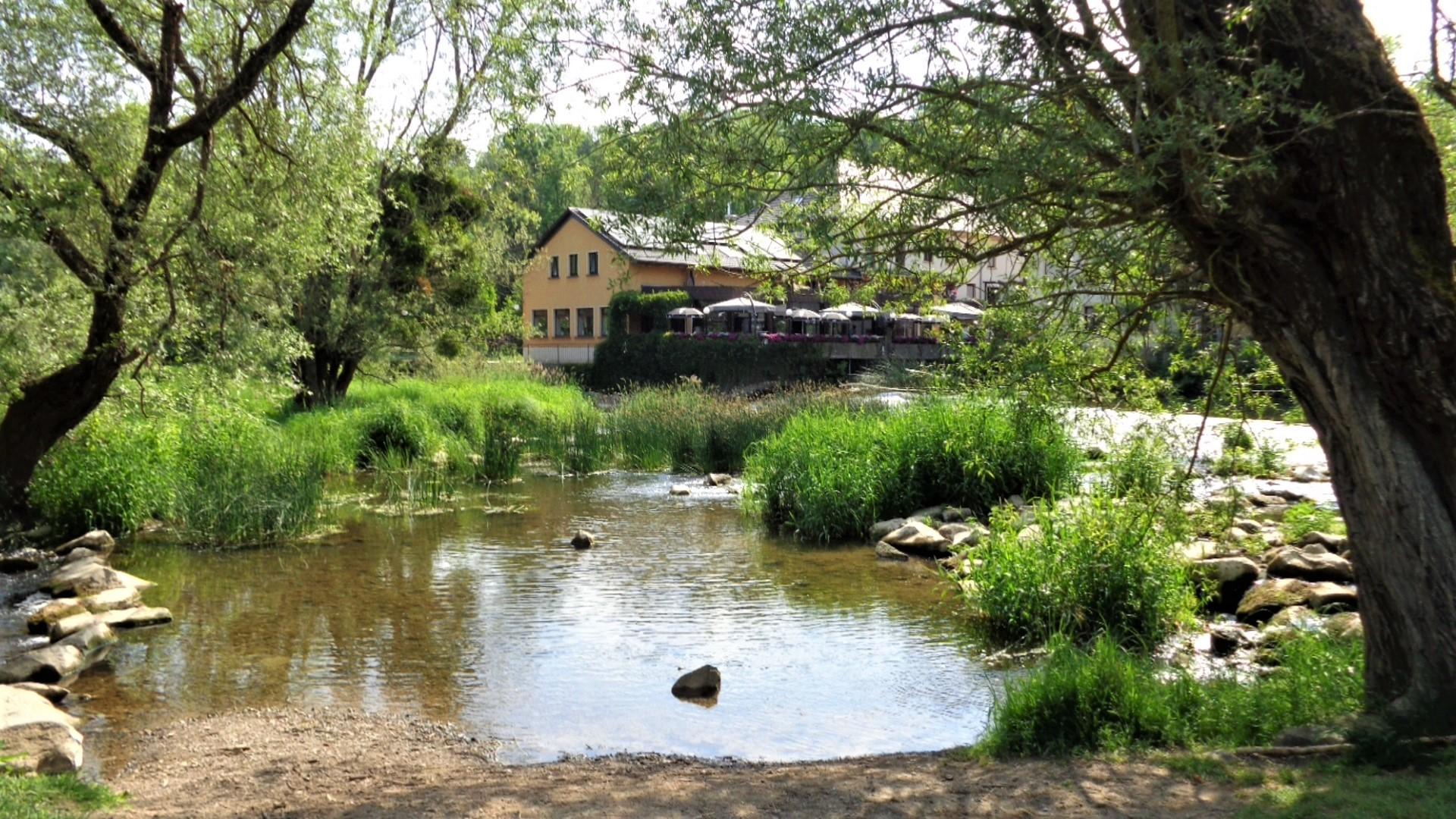 Die Wackenmühle bei Hemmersdorf