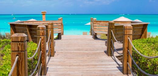 Providenciales, Turks- und Caicosinseln.