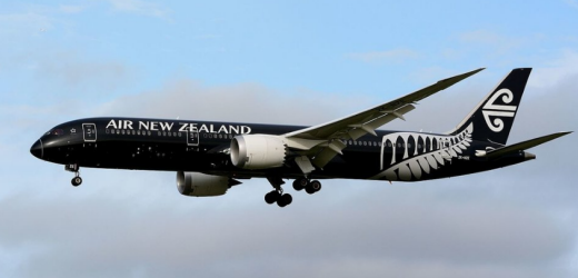 Rang Nummer zwei: Der neuseeländische Anbieter Air New Zealand.