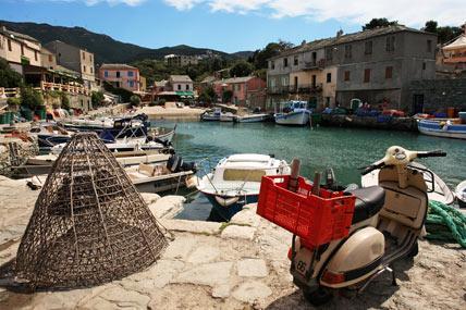 Platz 6: Korsika