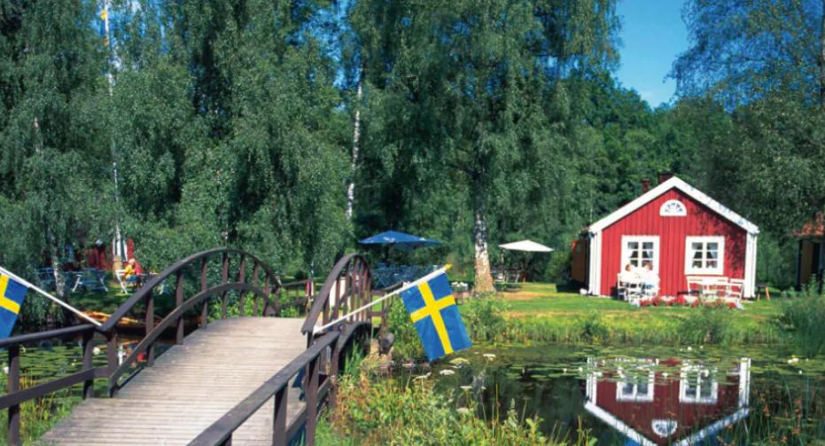 Warum nicht im heissen Sommer in den etwas kühleren Norden reisen?
