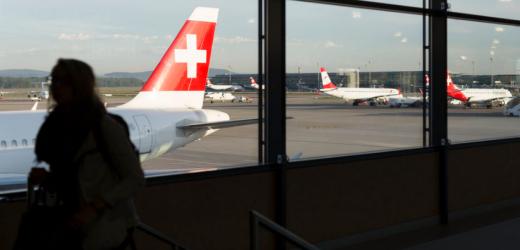 Nur Platz 35 für die Swiss: Blick auf das Rollfeld am Flughafen Zürich-Kloten. Insgesamt 60 Airlines wurden in die Studie mit einbezogen.