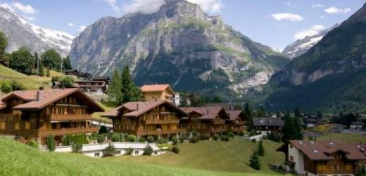 Claude aus La Chaux-de-Fonds (NE) verbringt Sommertage gerne in Grindelwald im Berner Oberland.