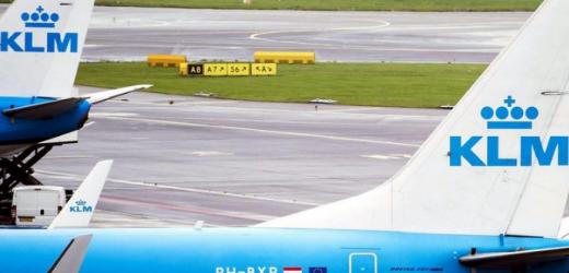 Platz Nummer fünf in punkto Flugsicherheit und damit erneut europäischer Spitzenreiter: Die holländische Fluglinie KLM.