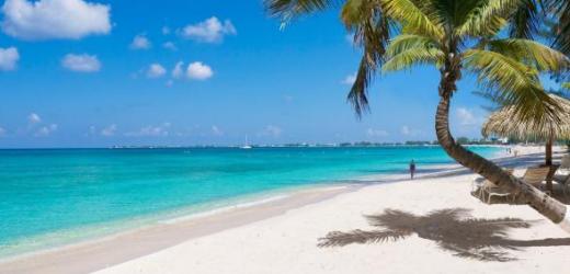 Platz fünf: Seven Mile Beach, Grand Cayman, Cayman-Inseln