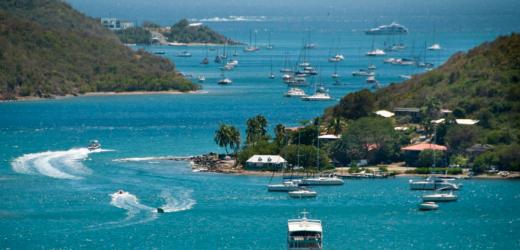 Saint Thomas, Amerikanische Jungferninseln.