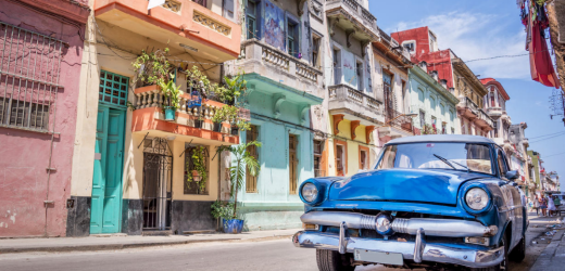 Platz sieben: Kuba.
