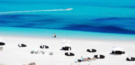 Platz eins: Grace Bay, Providenciales, Turks- und Caicosinseln
