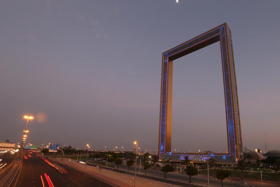 Platz neun: Dubai.