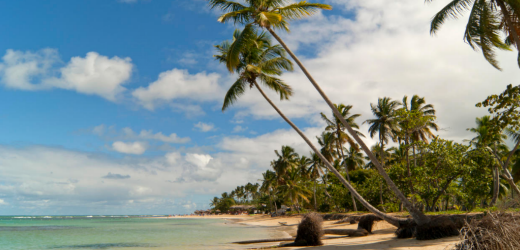 Samana, Dominikanische Republik.