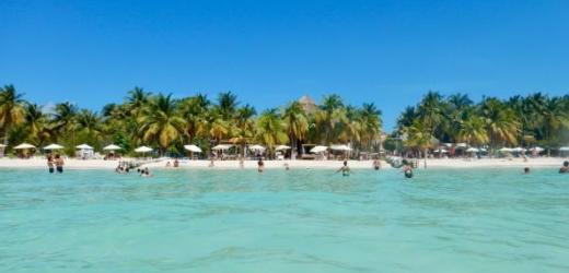 Platz zehn: Playa Norte, Isla Mujeres, Mexiko (Yucatán-Halbinsel)