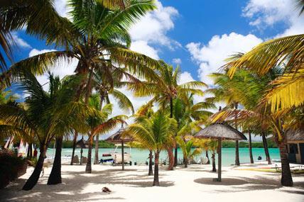 Platz 11: Mauritius