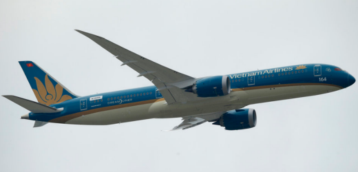 Im Vorjahr Schlusslicht in punkto Flugsicherheit: Vietnam Airlines.