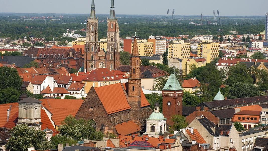 Wrocław / Polen