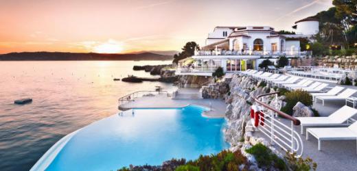 Platz acht: Hôtel du Cap-Eden-Roc, Antibes, Frankreich. Preis: ab 700 Franken pro Nacht. Hier steigen während der Filmfestspiele in Cannes die Filmstars ab.