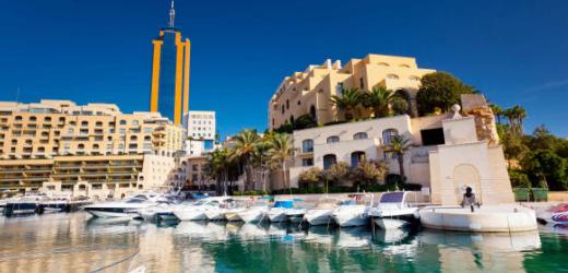 Platz sechs: Malta. Begründung: «Maltas Reichtümer sind schon seit Jahrhunderten, wenn nicht Jahrtausenden, an ihrem Platz, aber das Land lebt gerade auf – dank der Vorbereitung auf Vallettas Intermezzo als europäische Kulturhauptstadt 2018.