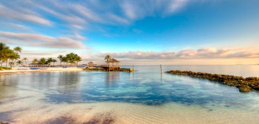 Platz drei: Bahamas.