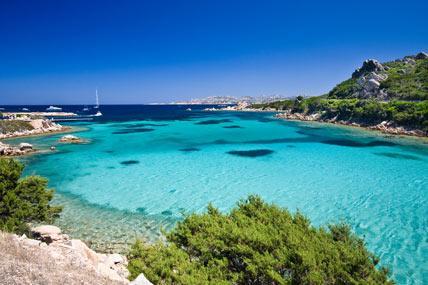 Platz 18: Sardinien
