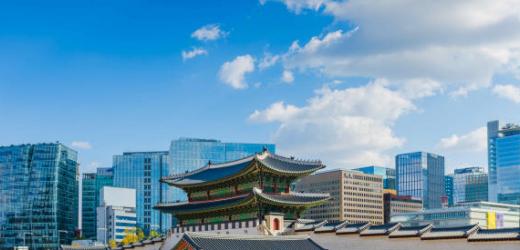 Platz zwei: Südkorea. Begründung: «Südkorea ist Gastgeber der Olympischen Winterspiele 2018 in Pyeongchang, und eine neue Schnellbahn wird Reisende in kürzester Zeit durch das Land dorthin bringen.