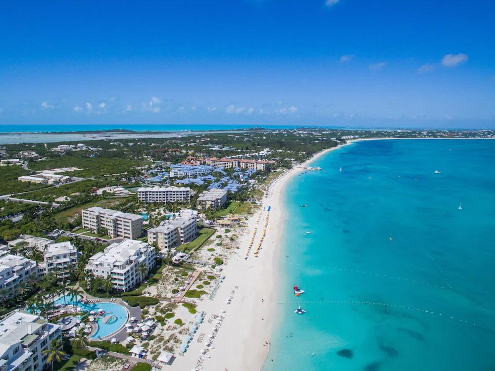 Dieses Jahr reichte es für den Grace Bay Beach auf den Turks- und Caicos-Inseln nicht für die Pole-Position.