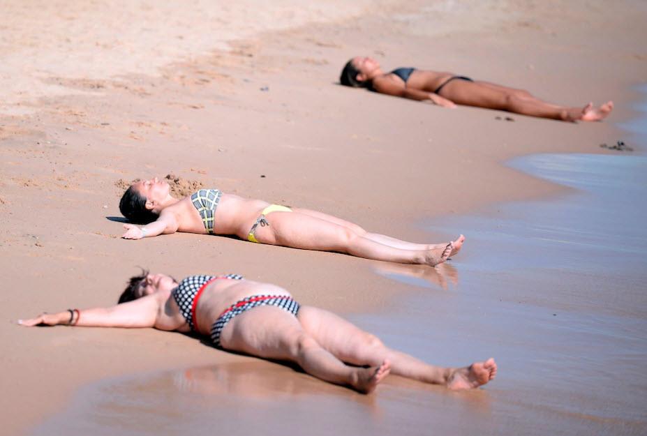 Die ägyptische Badedestination Hurghada holt sich Platz fünf.