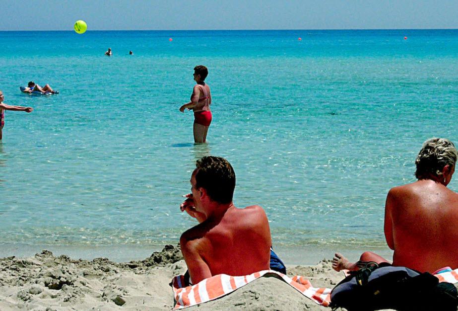 Die Mittelmeerinsel Zypern steht bei den Schweizer Reisenden hoch im Kurs – Platz sechs.