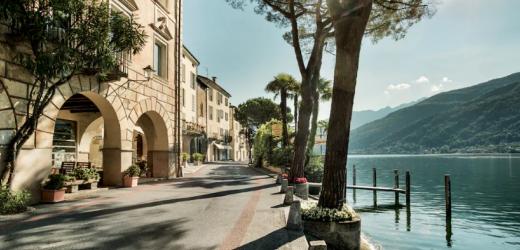 Die Wanderung in Lugano direkt ins Herz des Tessin.