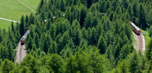 Auch für Bergfans hat Roland einen Tipp parat: Die Alp Grüm im Puschlav im Kanton Graubünden.