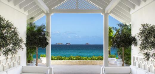 Platz sechs: Cheval Blanc, St Barths, französisches Überseegebiet. Preis: ab 650 Franken pro Nacht. Karibikferien, wie sie auch den Promis gefallen. Der weisse Strand liegt direkt vor der Tür, Champagner und Austern werden auch am Privatpool serviert.